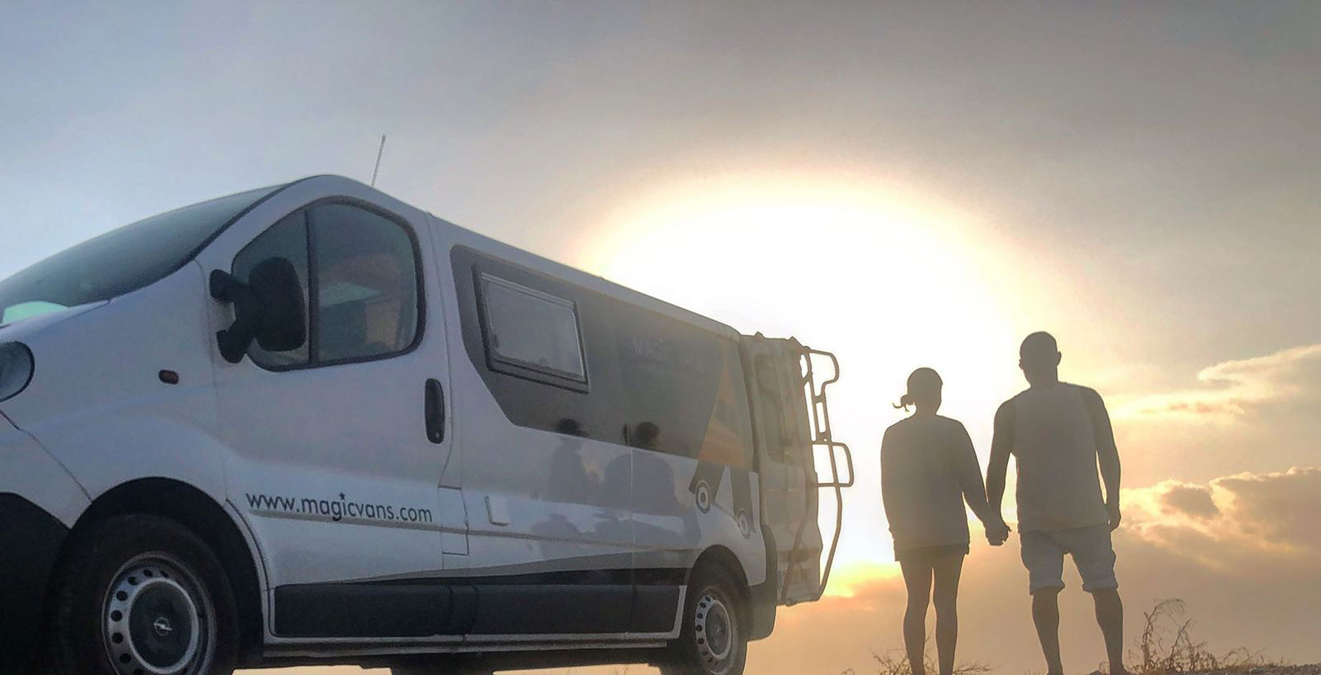 muy el último Genuino  Magic Vans - Modelos de furgonetas camper