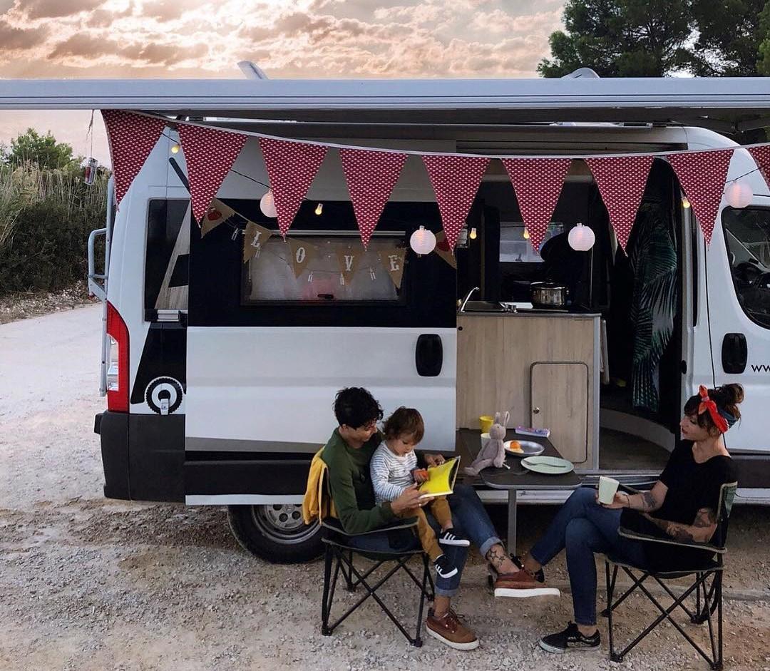 Revisión Cuerpo Por qué no  Magic Vans - Alquiler de furgonetas camperizadas en Valencia